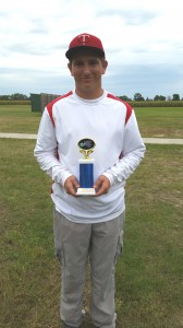 Nathan List-first place senior sporting clays